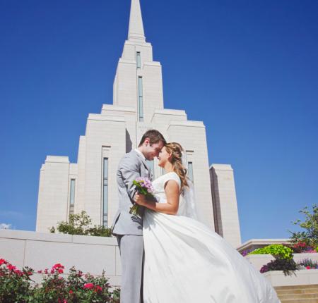 Megan and Rick   Holladay, Utah wedding photographer