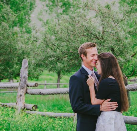 Raygan and Tyler   Salt Lake City, Utah engagement photographer