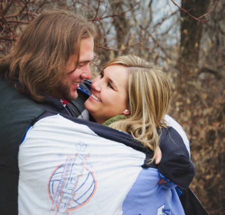Tiffany and Jaxon   Salt Lake City, Utah engagement photographer