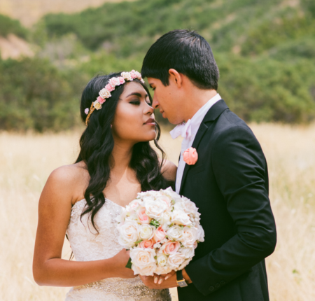 Michelle and Daniel | Salt Lake City, Utah bridal photographer